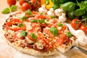 How to Make a Diet Pizza: Low-Fat Easy Recipe