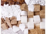 Stevia, Xylitol and Erythritol have been shown to be good artificial sweetener alternatives to sugar while brown rice sugar is a good natural alternative.